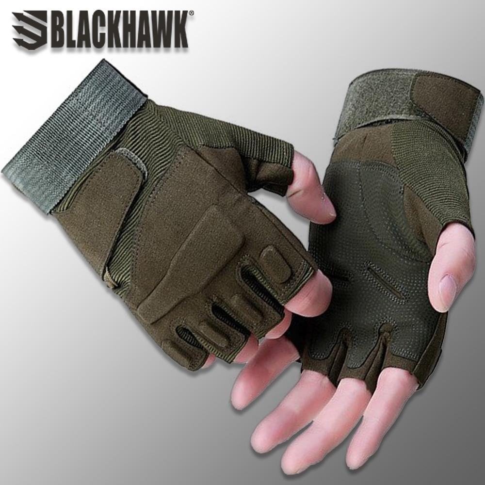 """Перчатки беспалые """"Blackhawk!. Oaklai"""" (олива). тактические перчатки, боевые, штурмовые, нацгвардии"""