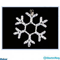 Светодиодное украшение мотив Snowflake IP44 DELUX