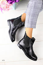 Зимние женские ботинки 37
