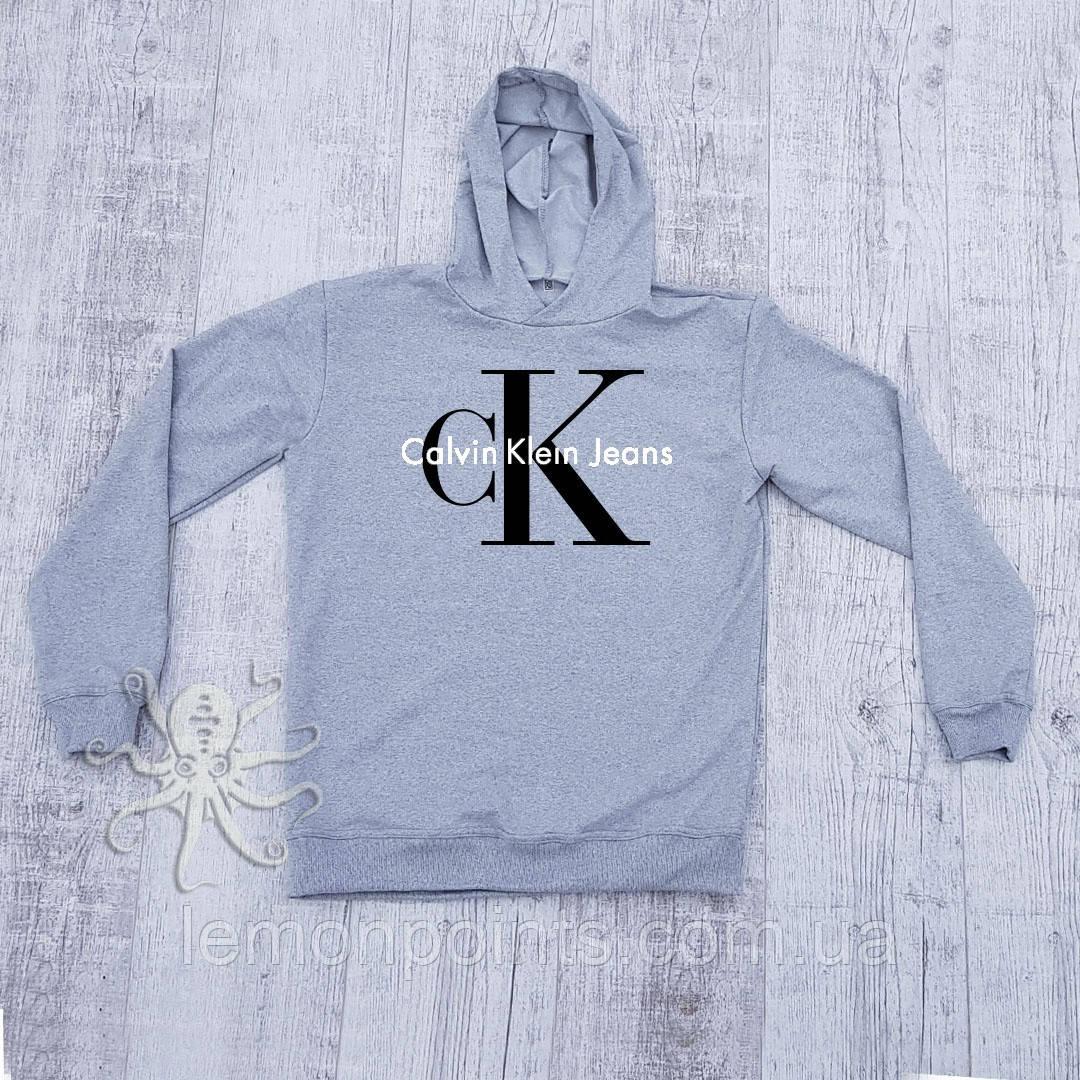 Теплое худи (на флисе) Calvin Klein