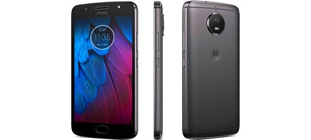 Смартфон Motorola Moto G5