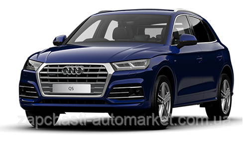 (Ауді Q5) Audi Q5 2008-2016