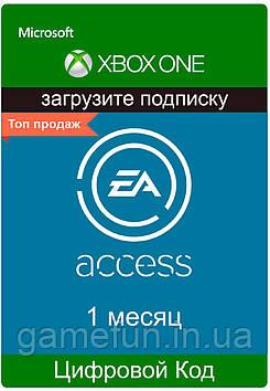 EA Access 1 Месяц Xbox One (Все страны) (цифровой код)