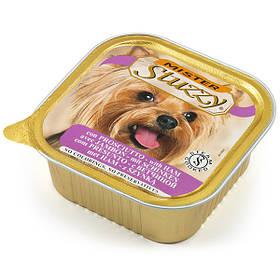 Паштет для собак з шинкою Штузи Mister Stuzzy Dog Ham 150 г