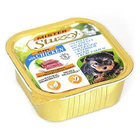 Паштет для цуценят Штузи Mister Stuzzy Dog Puppy 150 г