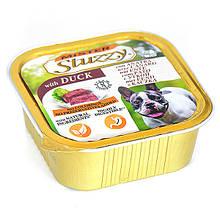 Паштет для собак с уткой Штузи Mister Stuzzy Dog Duck 150 г