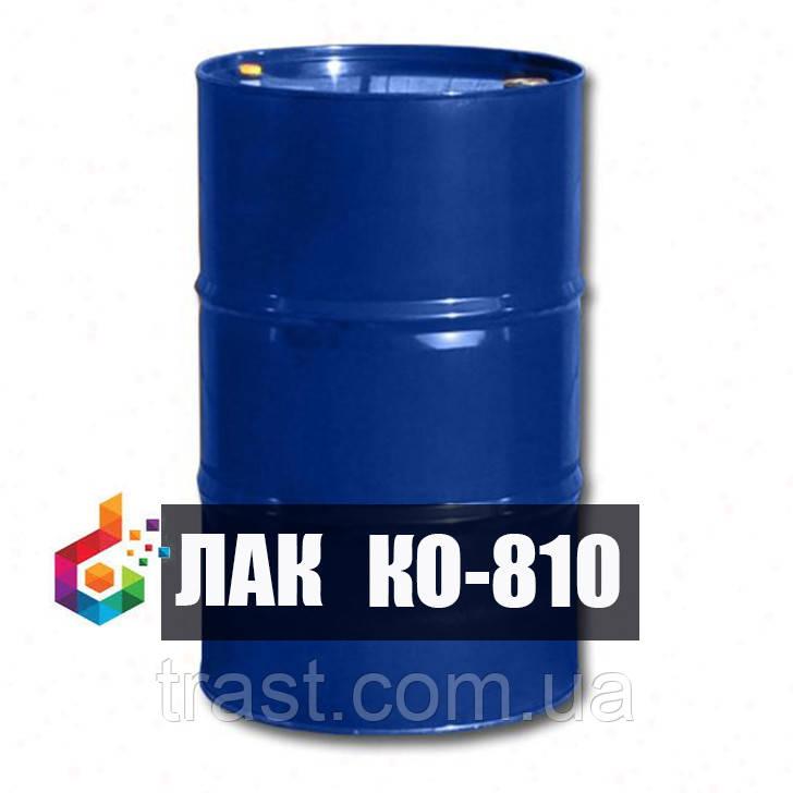 Лак КО-810 для модификации лакокрасочных материалов