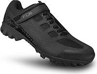 Велосипедные туфли фитнес FLR Rexston  (39р., черный)