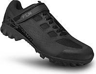 Велосипедные туфли фитнес FLR Rexston  (44р., черный)
