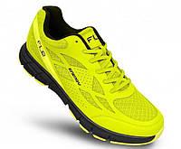 Велосипедные туфли фитнес FLR Energy  (46р.,желтый)