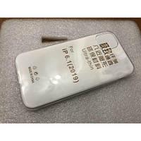 Ультратонкий Прозрачный TPU чехол силиконовый для iPhone 11