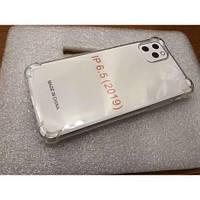 Противударный Прозрачный TPU чехол силиконовый для iPhone 11 Pro Max