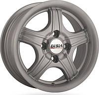 Литые диски R13 4x100 Renault Chevrolet Kia Toyota Volkswagen Hyundai Daewoo легкосплавные 5.5x13 (5085827)