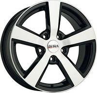 Литые диски R15 5x100 Volkswagen Skoda Subaru Toyota Audi Seat ГАЗ Lexus легкосплавные 6.5x15 (5085864)