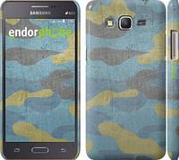 "Чехол на Samsung Galaxy Grand Prime G530H Металлический камуфляж ""1227c-74"""