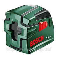 BOSCH PCL 10 - Лазерный нивелир с перекрестными лучами (лазерный уровень)