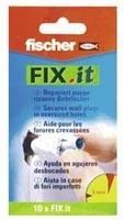 Fischer Fix it - Ремонтная салфетка для поврежденных отверстий, 10 шт в упаковке
