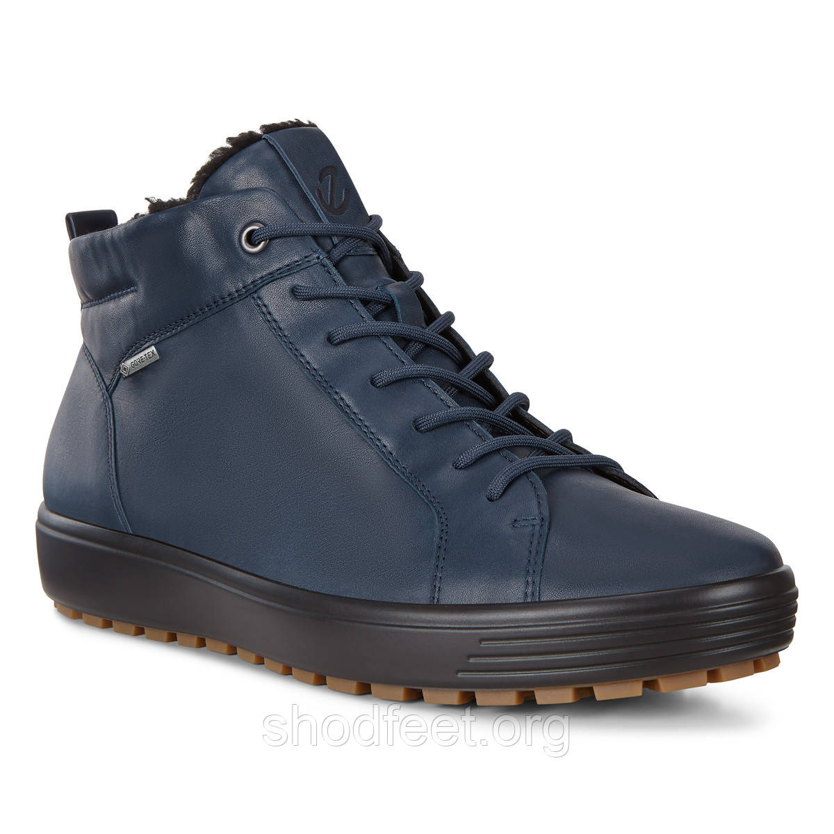 Мужские ботинки Ecco Soft 7 Tred Gore-Tex 450304-01303