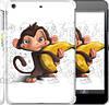 """Чехол на iPad mini Мартышка с бананом """"1245c-27"""""""
