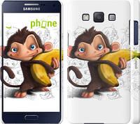"Чехол на Samsung Galaxy A5 A500H Мартышка с бананом ""1245c-73"""