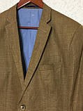 Пиджак льняной H&M (48-50), фото 10