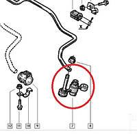 Стойка стабилизатора переднего Renault Kangoo I. Оригинал Renault 7700799404