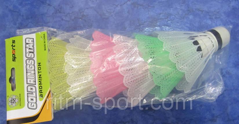 Воланчики пластиковые (набор 6 шт), фото 2