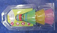 Воланчики пластиковые (набор 3 шт)