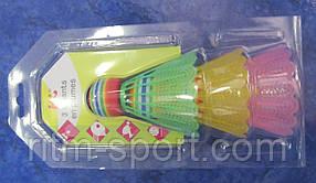 Воланчики пластикові (набір 3 шт)