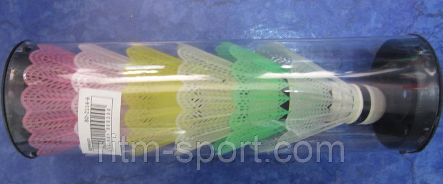 Воланы пластиковые (набор 6 шт), фото 2