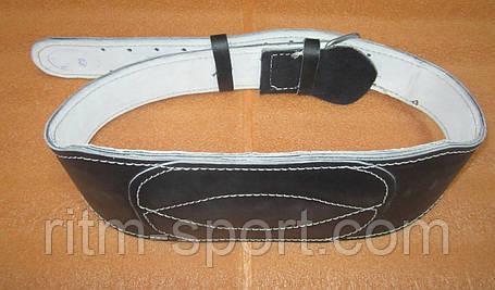 Ремінь для важкої атлетики (ширина-15 см, довжина-90 см), фото 2