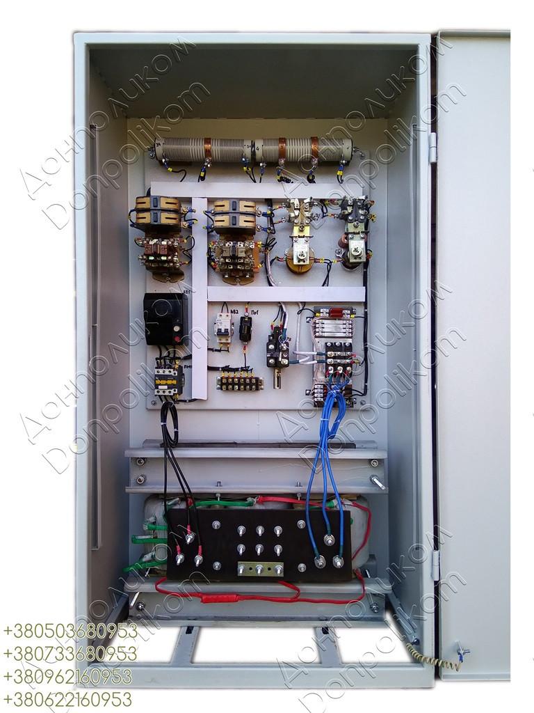 УВК-3-50/220П  устройство выпрямительное управления магнитной шайбой