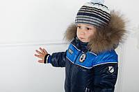 Детский зимний комбинезон  Бенеттон Benetton, 3р,5р