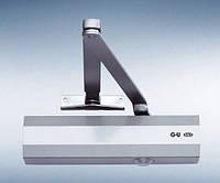 Доводчик дверей G-u OTS 430 коленная тяга с фиксацией (EN 2-5).