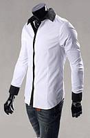 Рубашка мужская стильная Stereotip XL