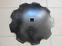 "Диск ромашка 460мм U363 ""Bomet"". Запчасти на лущильник ЛДГ-10."