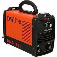 Сварочный инвекторный аппарат DWT MMA-180 I