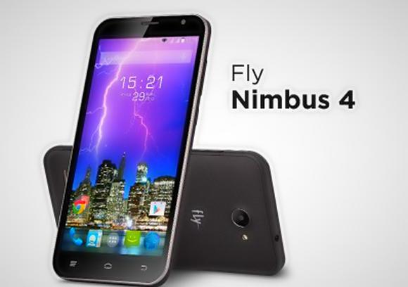 Новый смартфон Fly Nimbus 4   A new smartphone Fly Nimbus 4
