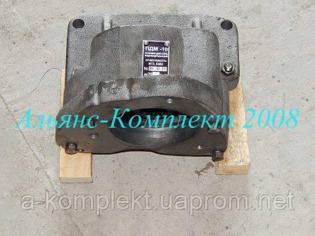 Пусковой двигатель нового образца МТЗ, ЮМЗ (без стартера)(литье)