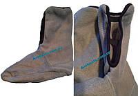 Носки-вкладыши теплые , двойной флис