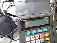 Б.у Платежный терминал VeriFone OMNI-395 printpak 350