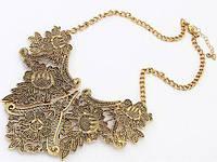 Ожерелье колье бронзовое tb1184
