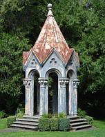 Памятник с колонами  элитные