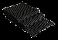 Шарф мужской вязаный Oxygon Toronto scarf Черный