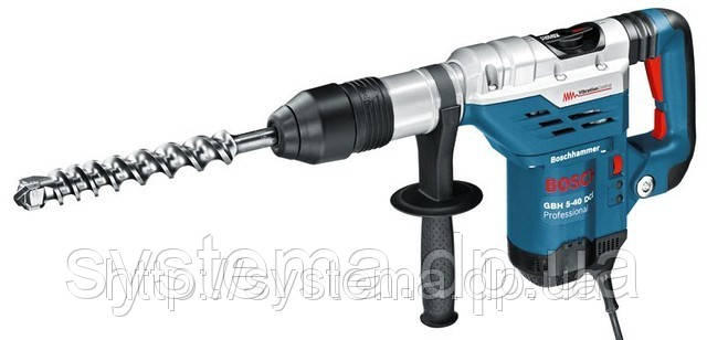 BOSCH GBH 5-40 DCE Professional - Перфоратор с патроном SDS-max