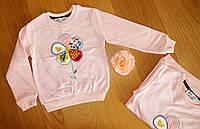 Дитячі кофти для дівчат, байка,  128/134 см