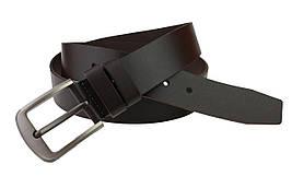 Ремень мужской кожаный джинсовый SULLIVAN  RMK-4(7) 115-150 см коричневый