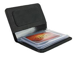 Обложка для водительских документов прав удостоверений SULLIVAN odd1(5) черная