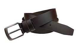 Ремень мужской кожаный джинсовый SULLIVAN  RMK-1(7) 115-150 см коричневый