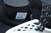 Кроссовки женские Adidas Human Race NMD x Pharrell Williams (черные) Top replic, фото 3